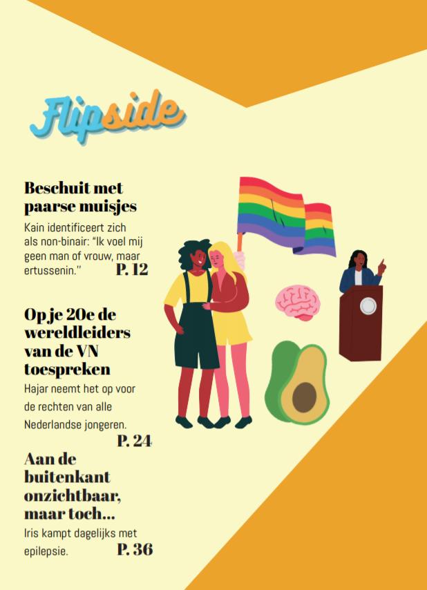 Het Flipside magazine komt eraan!