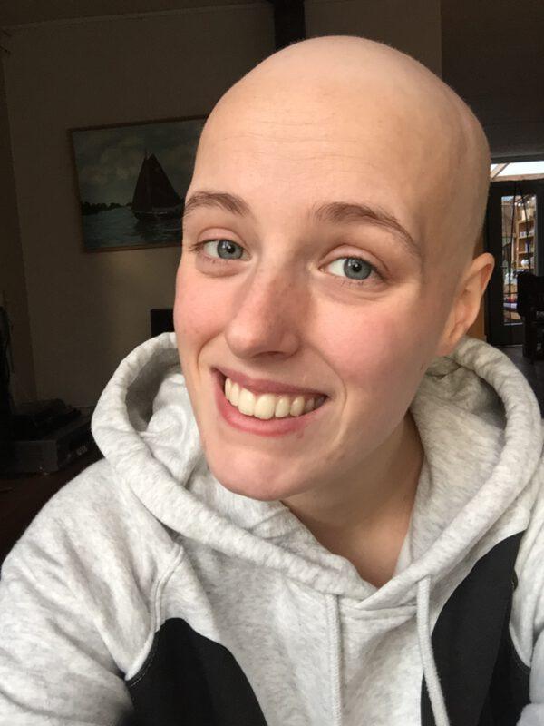 """""""Ik deed niks waardoor ik kanker kon krijgen, maar toch werd ik ziek"""""""